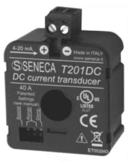 Biến dòng analog 4-20mA Seneca