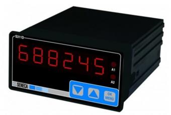 bộ hiển thị nhiệt độ PT100