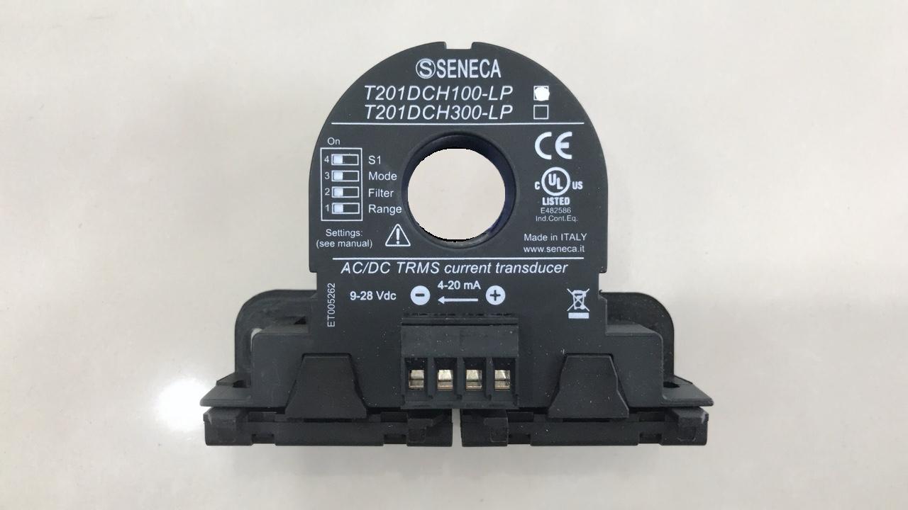 Biến dòng analog 0-100A AC/DC T201DCH100-LP