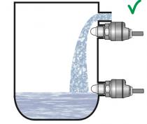 Cảm biến đo mức nước liên tục 4-20ma