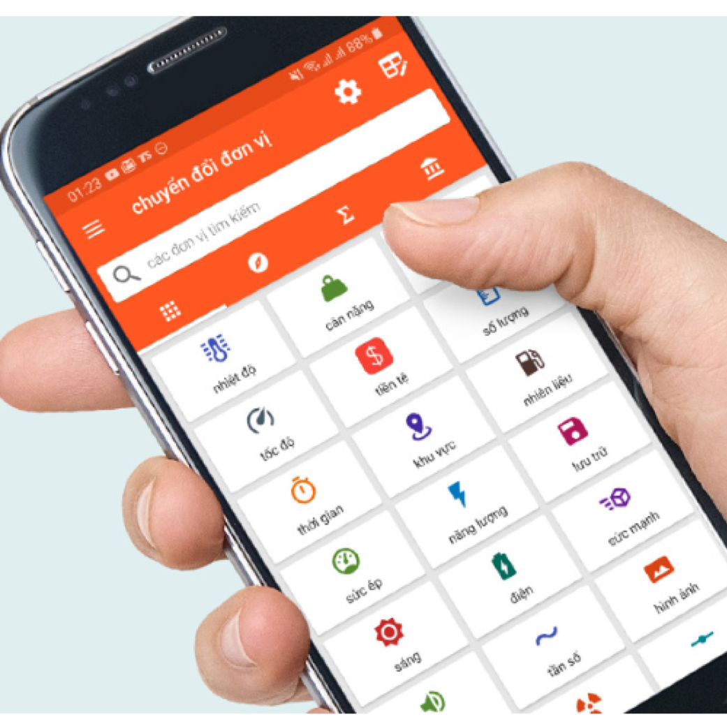 Chuyển đổi LBS thông qua App
