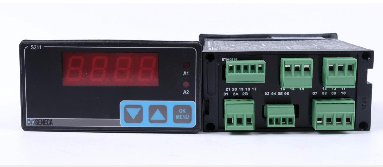 màn hình hiển thị nhiệt độ S311A