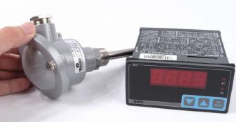Bộ hiển thị nhiệt độ pt100 S311A Seneca
