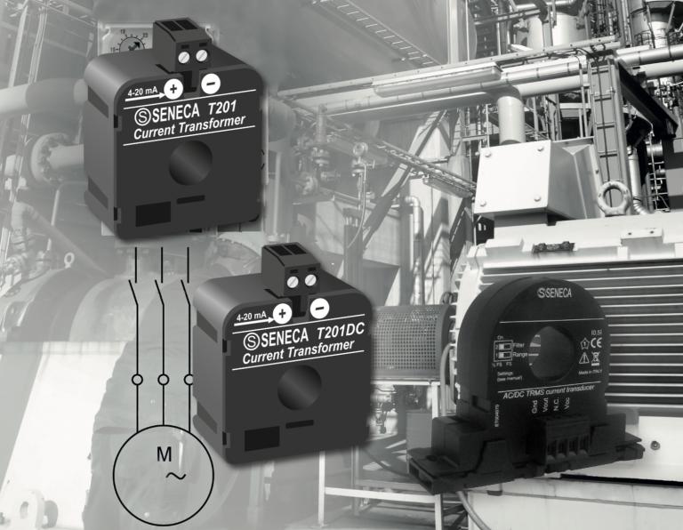 Biến dòng analog T201 SENECA
