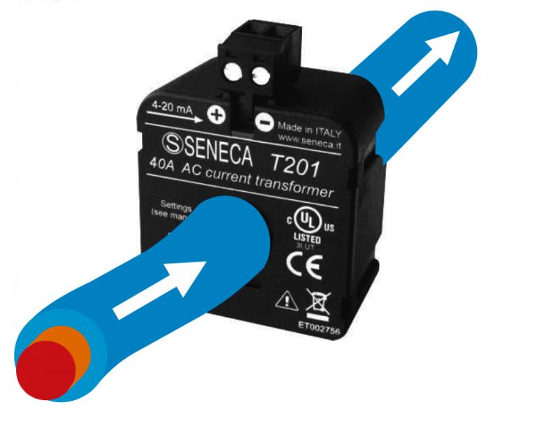 Biến dòng analog T201