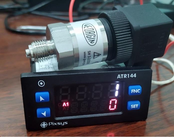 Cách đấu dây cảm biến áp suất 4-20mA GEORGIN