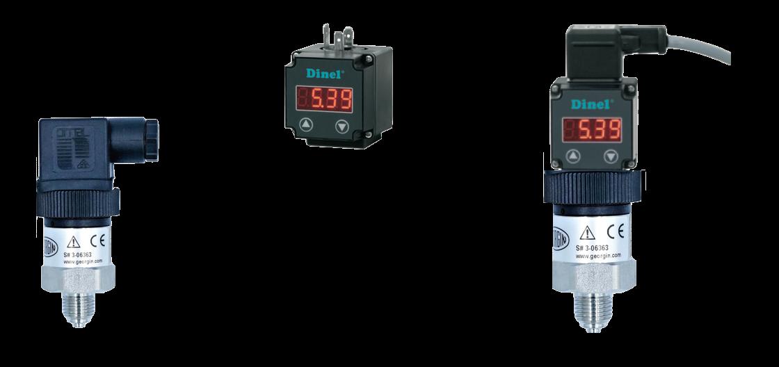 Cảm biến đo áp suất chất lỏng