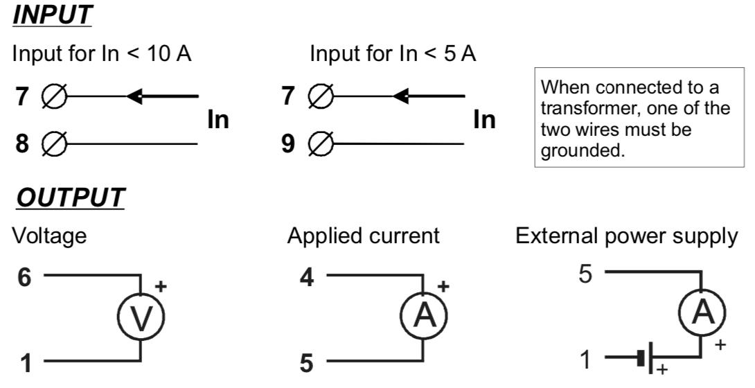 Hướng dẫn cách đấu dây bộ chuyển đổi 0-5A 0-10V