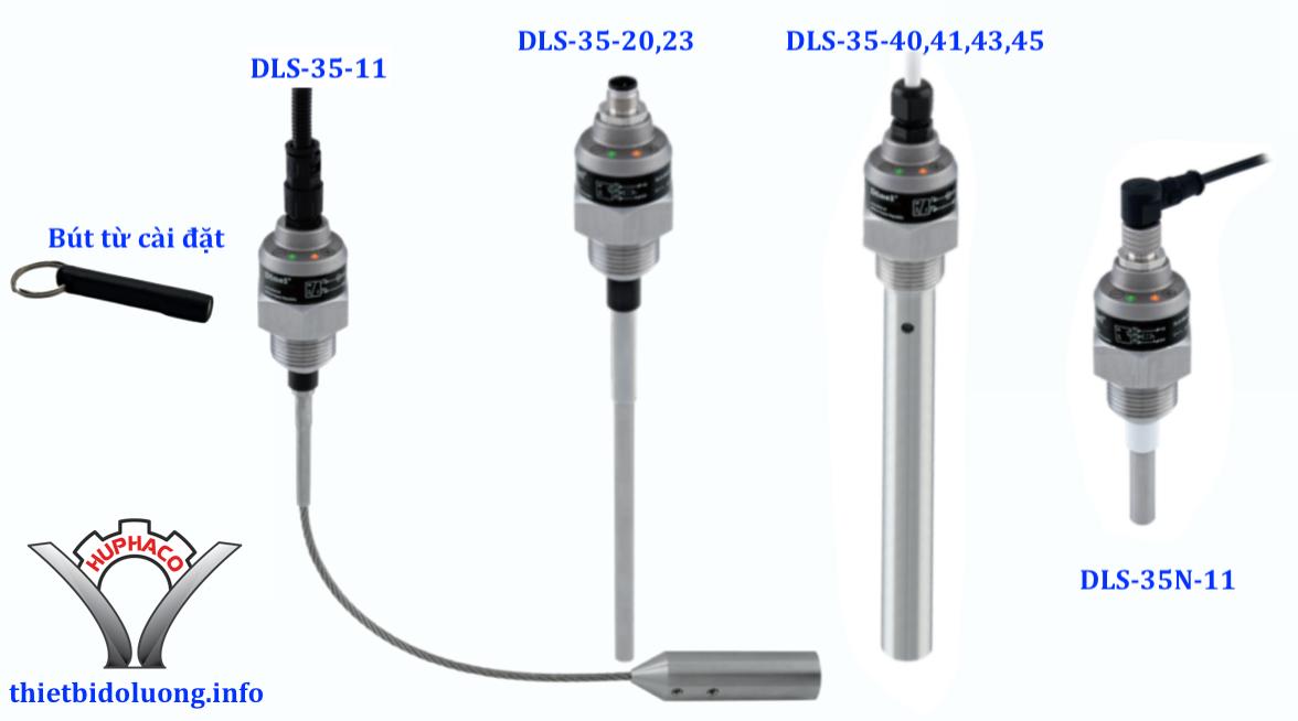 Cảm biến điện dung DLS-35- Dinel