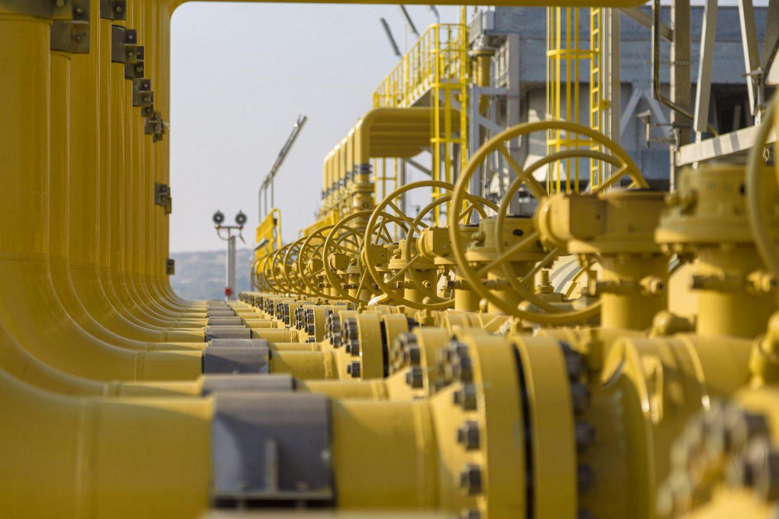 Hệ thống dẫn hơi- khí nhà máy