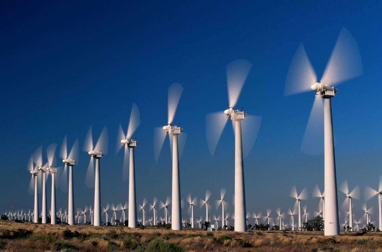 Tuabin gió- Phát điện xoay chiều