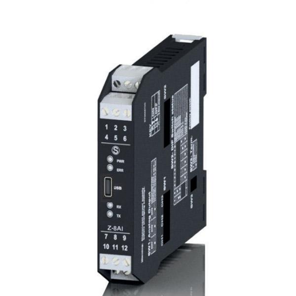 Bộ chuyển đổi 4-20mA sang RS485 Z-8AI Seneca