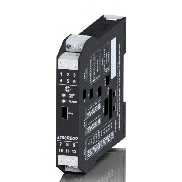 Bộ chuyển đổi 4-20mA ra relay Z109REG2-1 Seneca