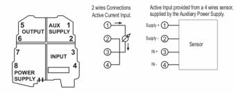 bộ chuyển đổi 4-20mA sang 0-10V