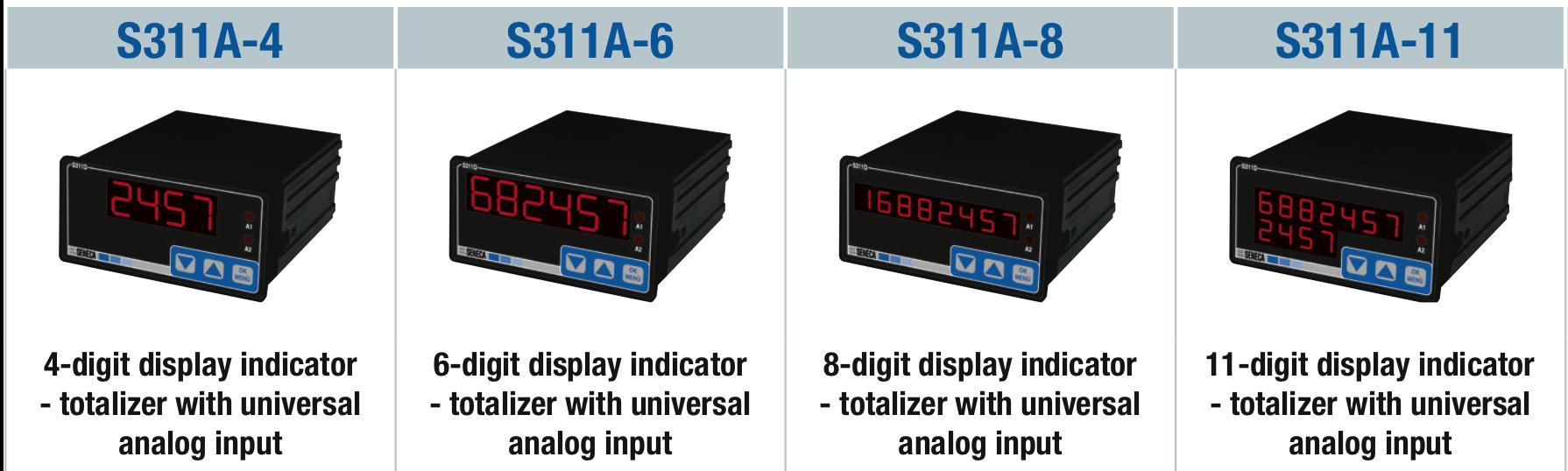 Bộ hiển thị S311A