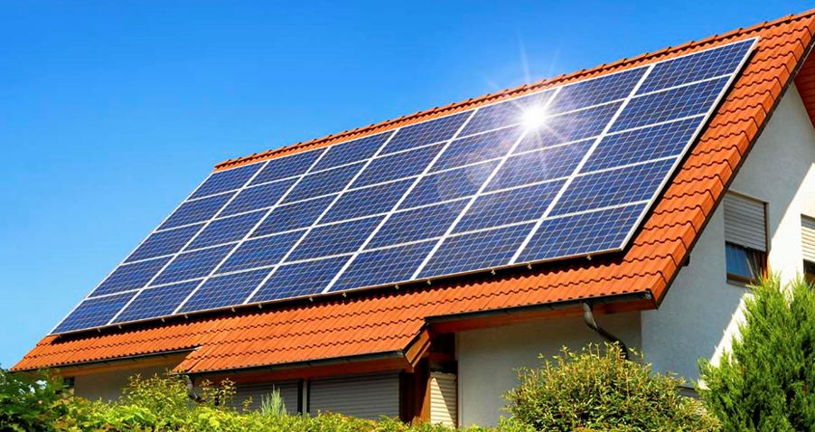 Điện năng lượng mặt trời cũng là dòng điện 1 chiều