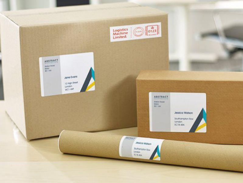 Encoder được ứng dụng trong việc dán nhãn, đóng gói sản phẩm