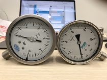 đồng hồ đ áp suất georgin stiko