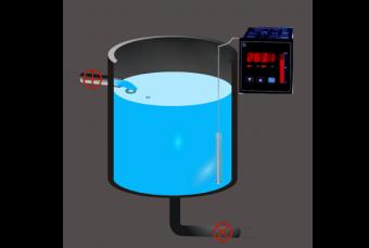 Đồng hồ hiển thị mức nước S301B Seneca