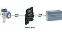 Bộ khuếch đại tín hiệu 4-20mA 0-10V K109S