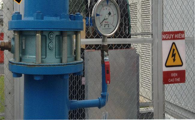 cách lắp đặt đồng hồ áp suất nước đồng hồ áp suất khí