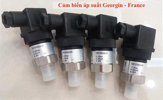 Cảm biến đo áp suất 4-20ma SR1 Georgin