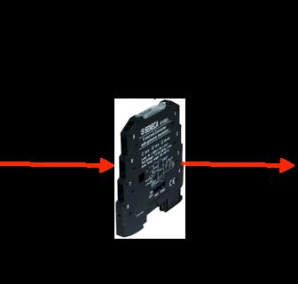 Bộ chuyển đổi tín hiệu 0-5v sang 4-20ma K109s
