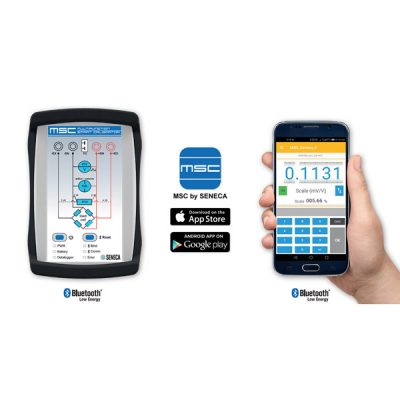 kết nối thiết bị hiệu chuẩn với smartphone