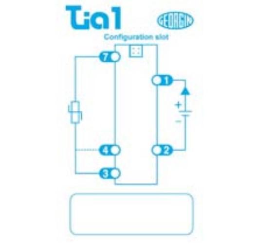 cách đấu dây bộ chuyển đổi tín hiệu tia1