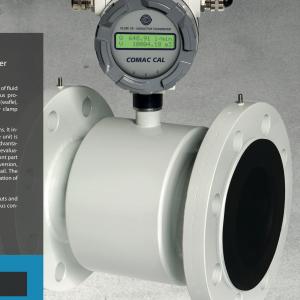 Đồng hồ đo nước thải điện từ Comac Cal