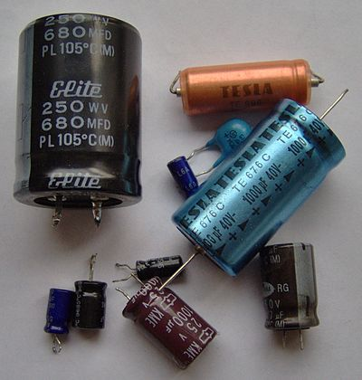 Tụ điện là gì?