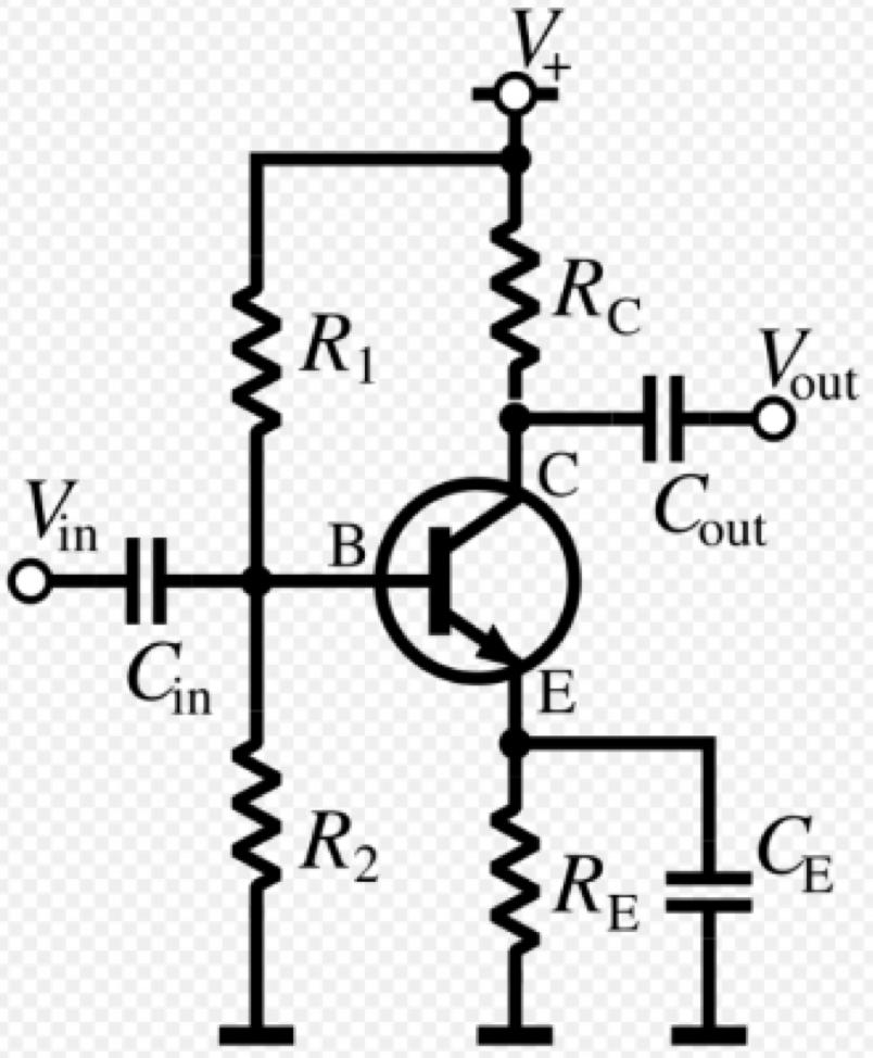 Transistor làm bộ khuếch đại