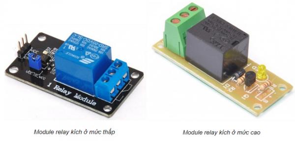 Các loại relay trên thị trường hiện nay