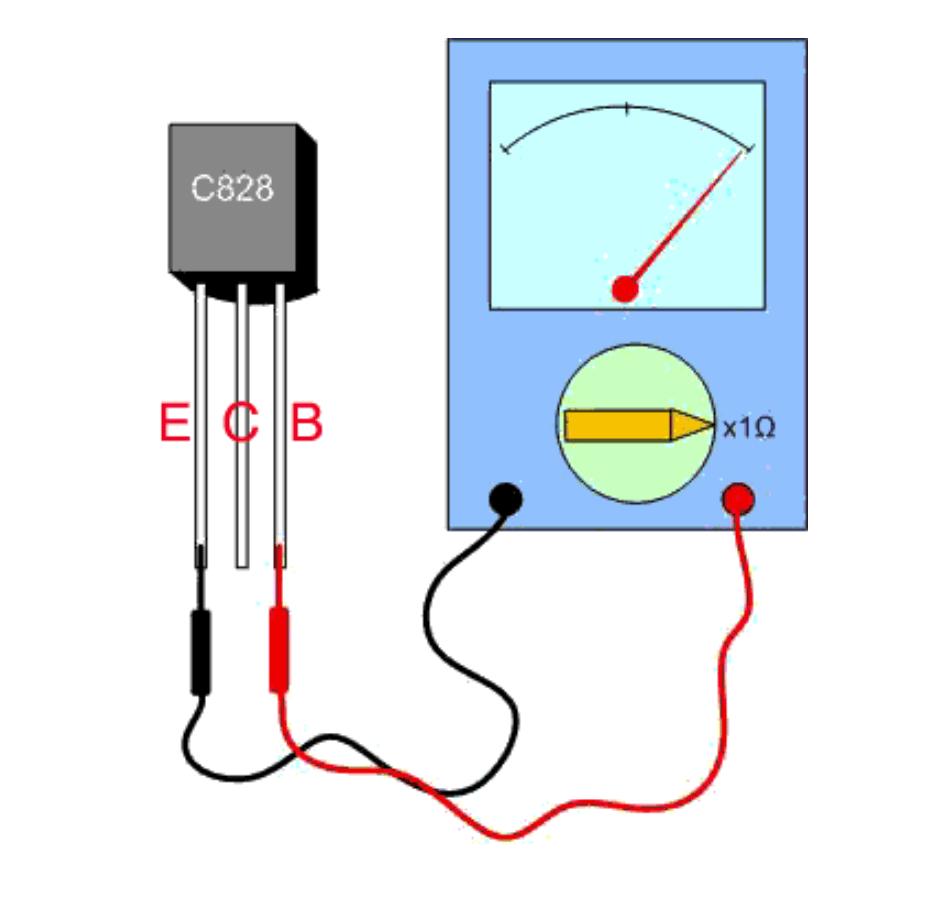 Hướng dẫn xác định chân Transistor