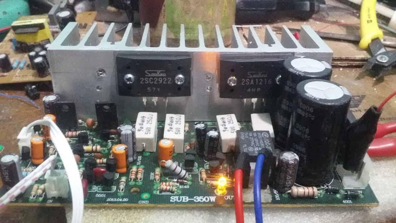 Transistor Công Suất Lớn