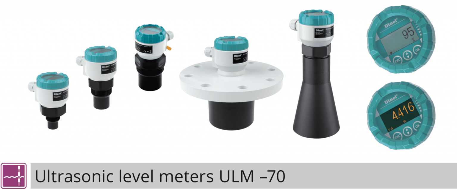 Cảm biến đo nước không tiếp xúc