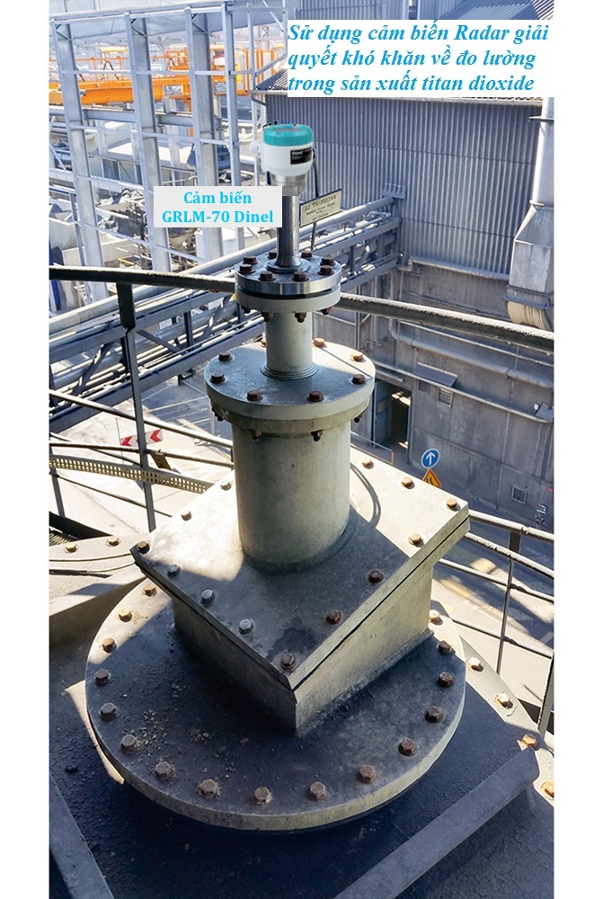 Cảm biến radar GRLM-70 Dinel