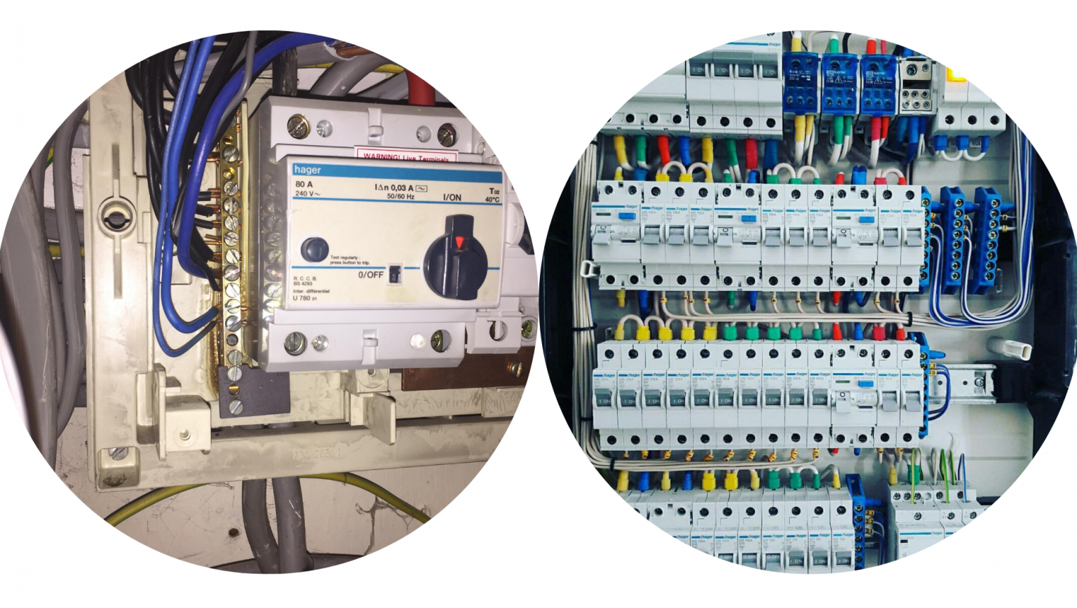 Các loại CB trên mạch điện
