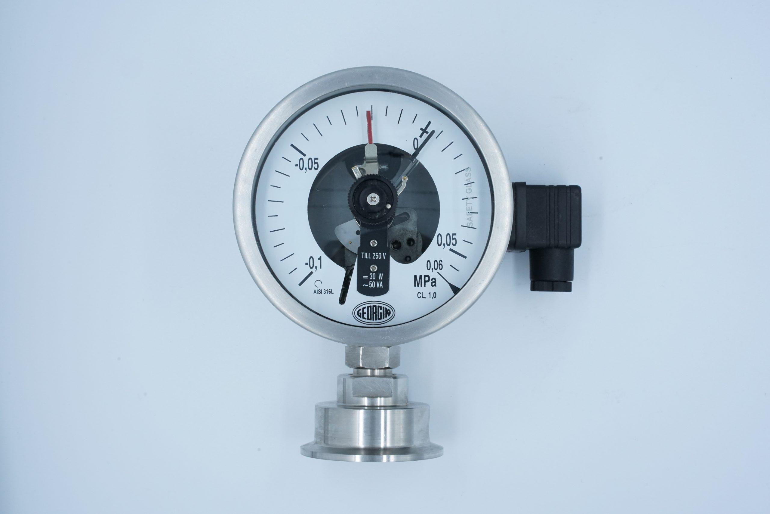 Đơn vị MPa được sử dụng trong đồng hồ áp suất