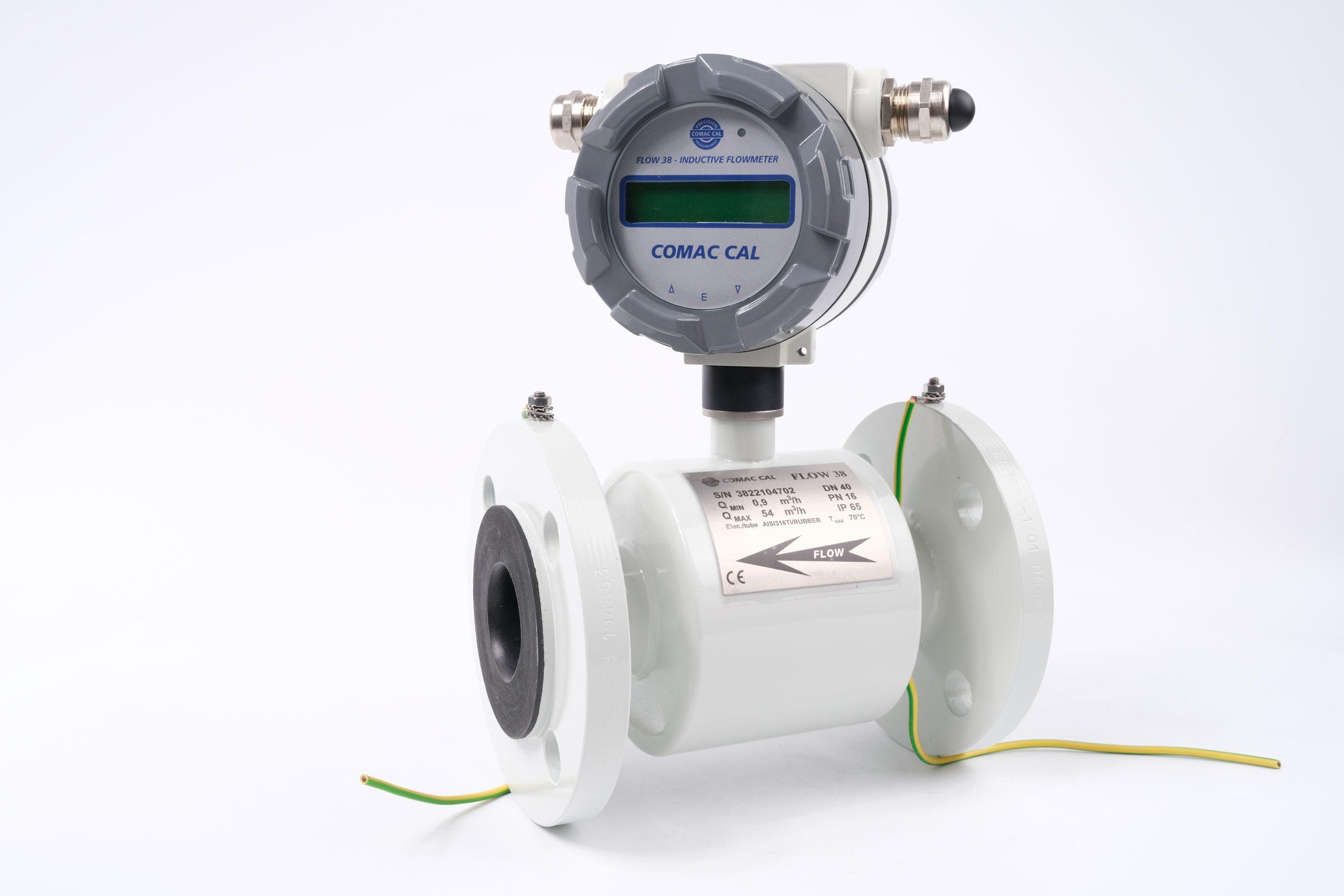 Đồng hồ đo lưu lượng nước thải Flow 38