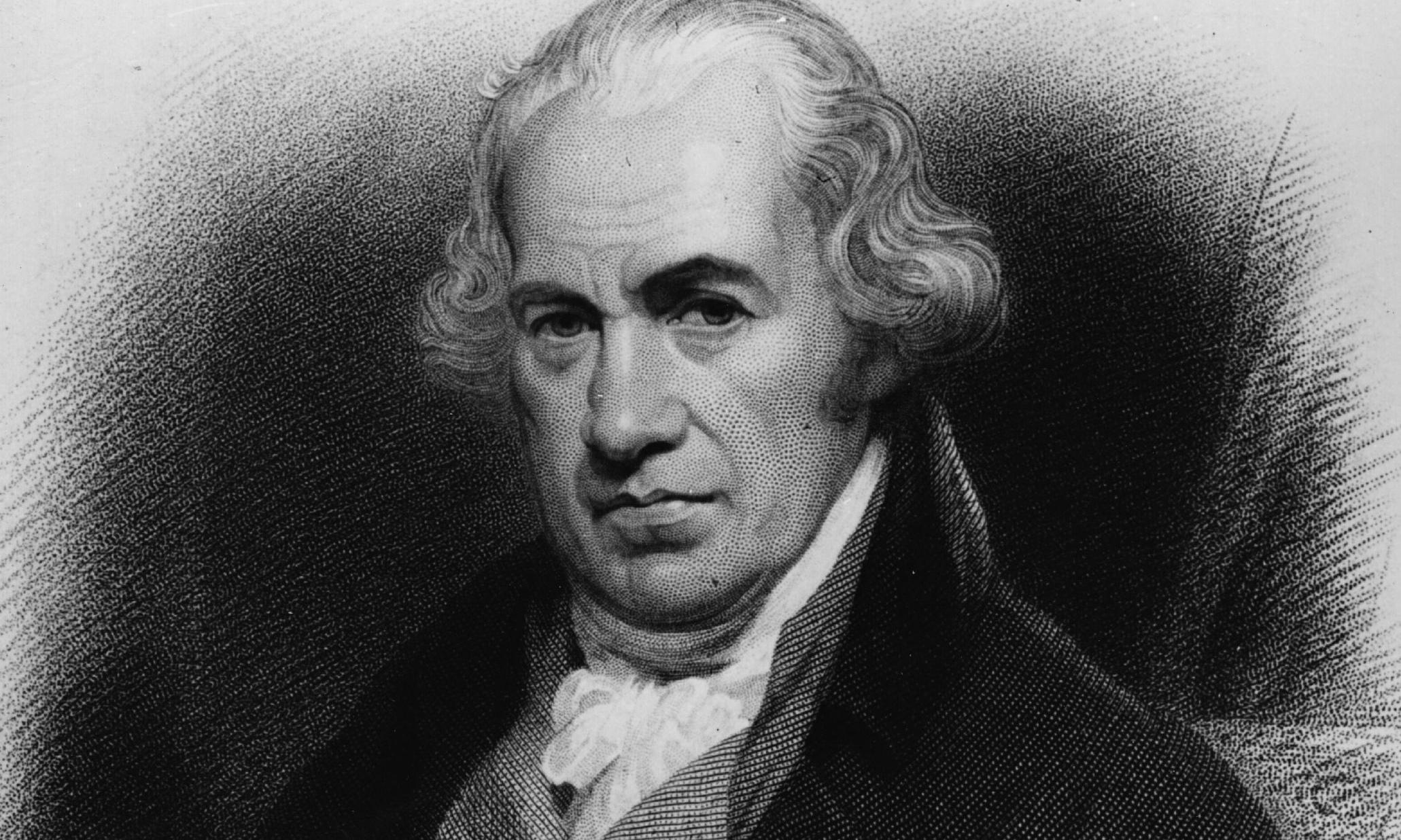 Nhà khoa học James Watt