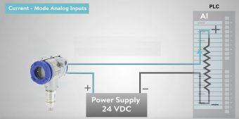 Hướng dẫn cách đấu cảm biến 4-20mA với PLC