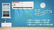 Cách tính 1 HP bằng bao nhiêu kW – W – Mã Lực – Ngựa